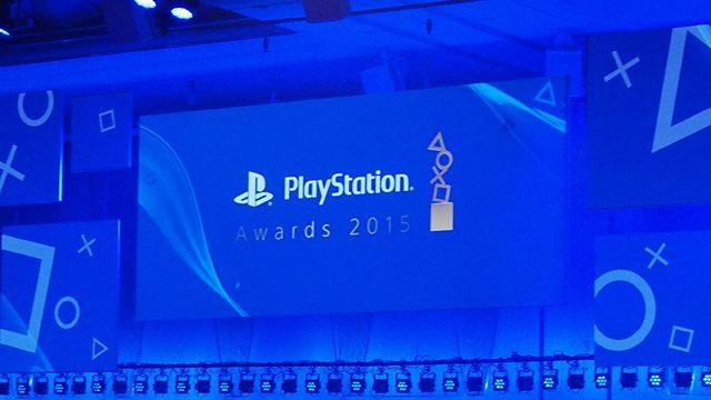 2015年のPlayStation®を盛り上げた数々のタイトルに感謝! 和やかな雰囲気に包まれた「PlayStation® Awards 2015」の模様をレポート!