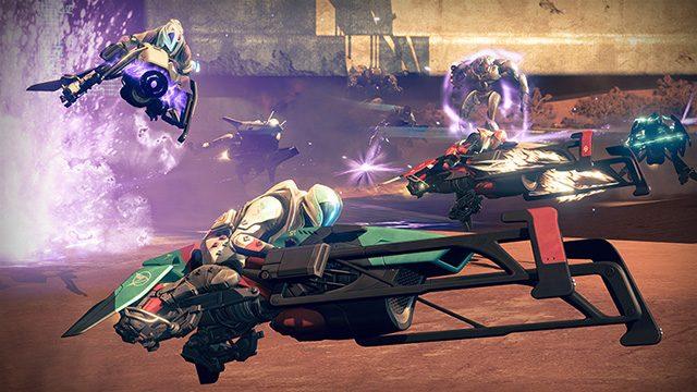 『Destiny 降り立ちし邪神』に新イベントが追加! 12月9日より期間限定で「スパロー・レーシング・リーグ」開催!