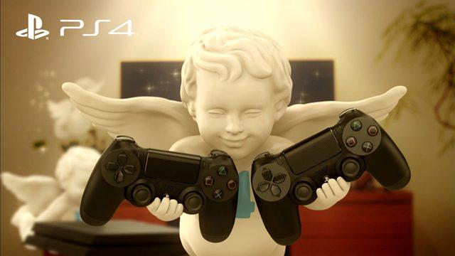 PS4®購入のためにお父さんが奮闘!? 新TVCM「PS4®ゲットチャンス!」篇が12月12日(土)より放送開始!!