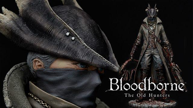 さらに広く深まる、『Bloodborne The Old Hunters』の世界――。スタチュー・アートブック制作者にインタビュー!【特集第5回/電撃PS】