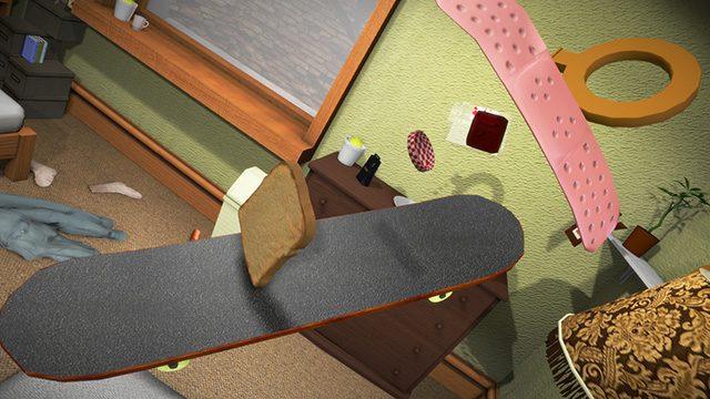 パンだって生きている!? 異色すぎて話題をさらった「パン」を動かすゲーム『I am Bread』、本日よりPS4®で配信開始!