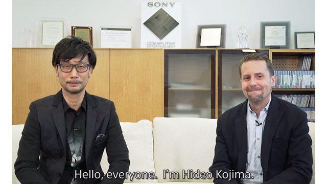 ソニー・コンピュータエンタテインメント、小島秀夫氏が新たに設立するスタジオと契約締結