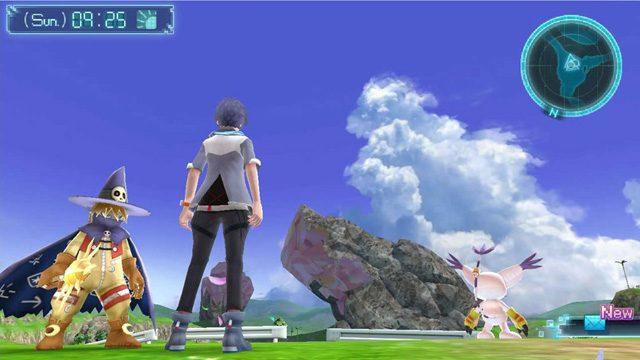 注目の初回特典もいっぱい! PS Vita『デジモンワールド -next 0rder-』発売は3月17日!