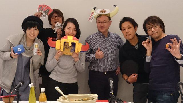 ご視聴ありがとうございました!! ほっこりお鍋で暖まった『プロデューサー生放送!! SCE JAPAN Studio ~お鍋といっしょ~2016』