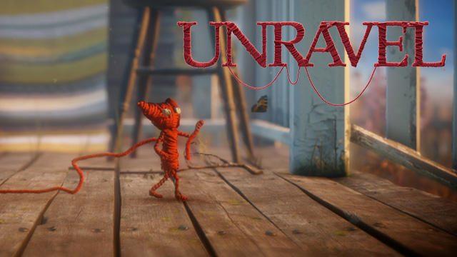 運命の赤い糸で思い出を紡ぐ......カワイイ毛玉が大活躍する『Unravel』!