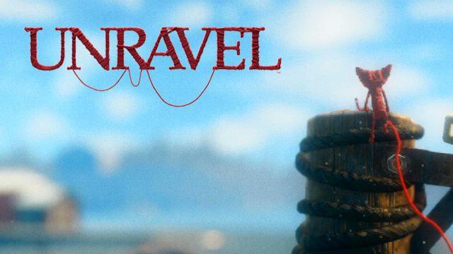 『Unravel』プレイレポート! 運命を紡ぐ毛糸アクションの見どころを紹介