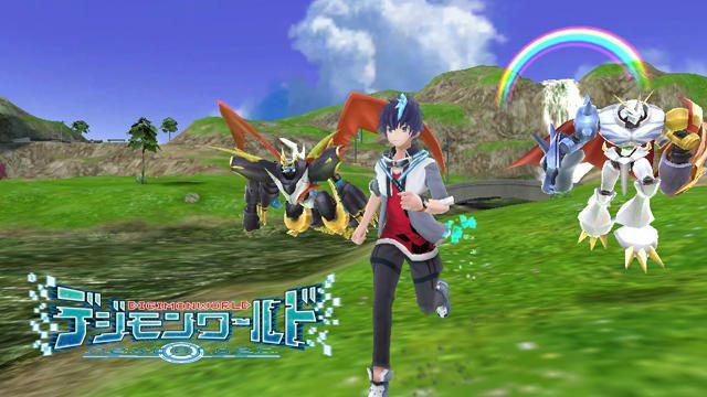 """【特集第1回】『デジモンワールド -next 0rder-』──テーマは""""デジモンとの冒険の楽しさ""""! シリーズ最新作がPS Vitaで究極進化!!"""