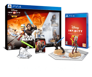PlayStation®4版『ディズニーインフィニティ3.0 スターター・パック』