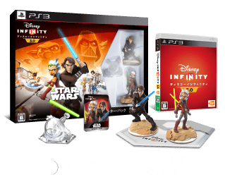 PlayStation®3版『ディズニーインフィニティ3.0 スターター・パック』