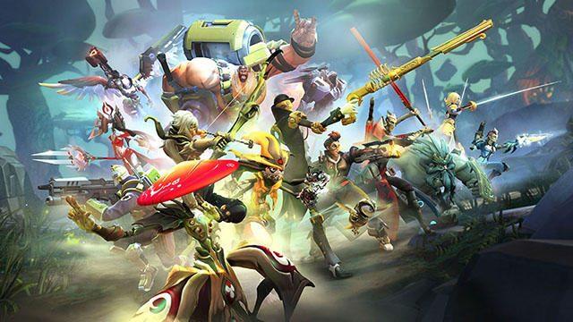 期待のFPS『バトルボーン』、PS4®で5月26日発売! オープンβテストも実施予定!