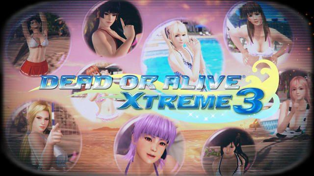 PS4®/PS Vita『DEAD OR ALIVE Xtreme 3』3月24日発売! 極上バカンスの全てを詰め込んだ「プロモーションムービー第2弾」を公開!