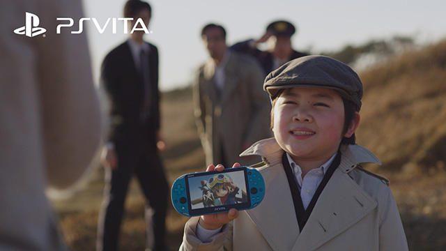 進級、進学のごほうびにPS Vitaを! キャンペーン新TVCM「子ども刑事」篇、本日よりオンエア!