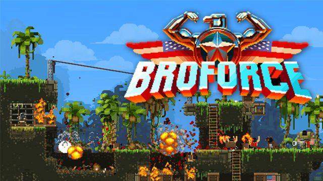 ハリウッド的B(ブロフォース)級アクション超大作!『Broforce』の気持ちよさを語る