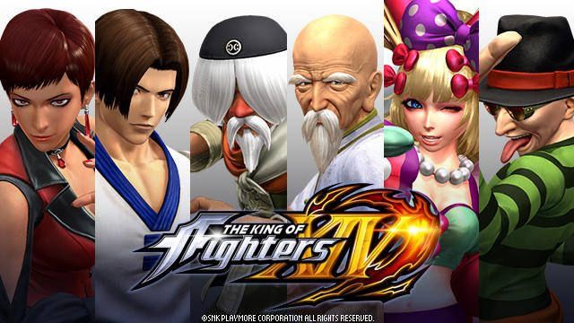 PS4®『THE KING OF FIGHTERS XIV』ティザートレーラー第8弾が公開! 新たに6キャラが参戦決定!