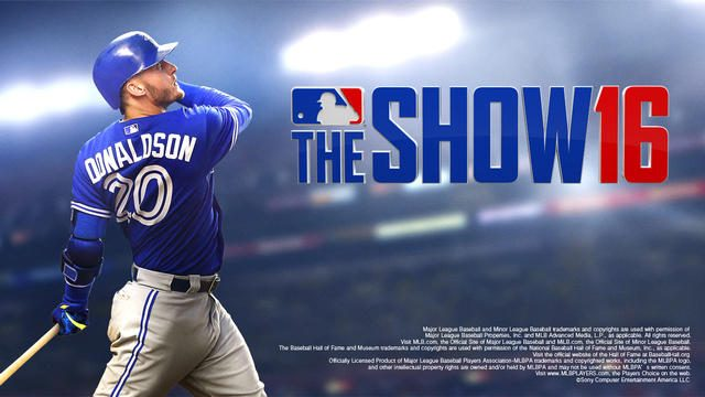 『MLB THE SHOW 16(英語版)』の日本での配信が3月30日に決定!