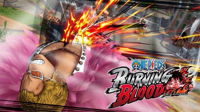 頂点を極めるのは誰だ!? 海賊たちの熱き闘いを超再現するPS4®/PS Vita『ONE PIECE BURNING BLOOD』【特集第1回】