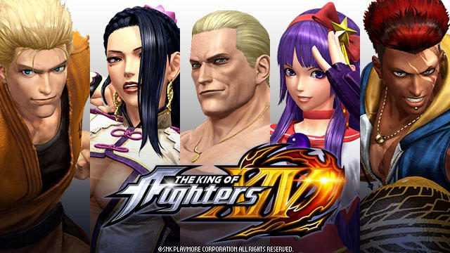 PS4®『THE KING OF FIGHTERS XIV』ティザートレーラーを公開! 新キャラを含む5人が参戦!