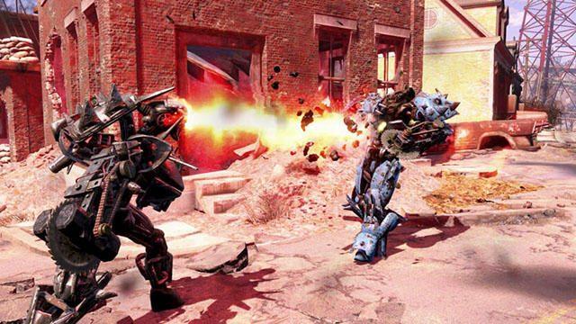 敵はロボ軍団!『Fallout 4』追加DLC第1弾「Automatron」が本日配信! 日本語吹替トレーラーも公開!