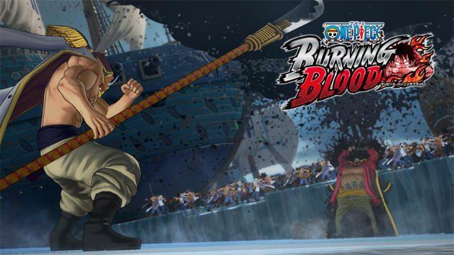 登場キャラの特徴を一挙紹介! PS4®/PS Vita『ONE PIECE BURNING BLOOD』【特集第2回】