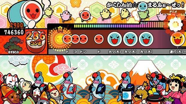 「人気曲パック12」本日配信!『太鼓の達人 Vバージョン』に『干物妹!うまるちゃん』や『ぐるみん』の楽曲が登場!