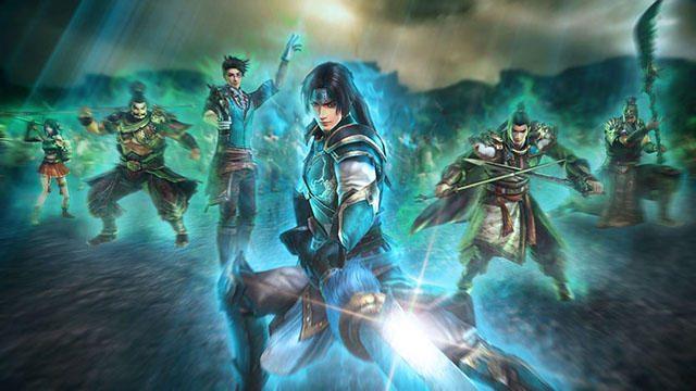 """シリーズ最新作『真・三國無双 英傑伝』が登場! 初のシミュレーションRPGで""""無双""""の新たな物語が描かれる!"""