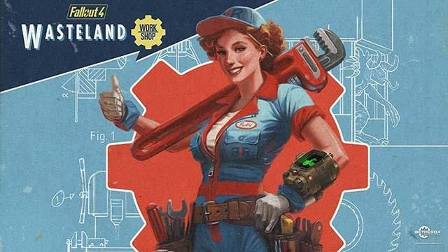 『Fallout 4』追加DLC第2弾「Wasteland Workshop」が配信開始! クラフト要素がますます充実!