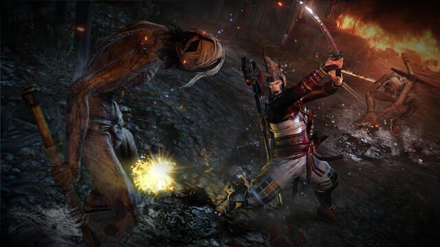 PS4®『仁王』α体験版が本日4月26日より期間限定で配信開始! プレイ特典とアンケート記入特典を手に入れよう!