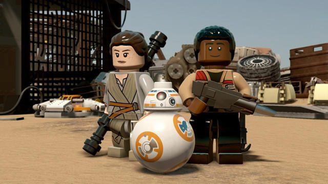 「スター・ウォーズ/フォースの覚醒」が早くもレゴ®ゲームに! 銀河を駆ける冒険をレゴ®ブロックの世界で体験!