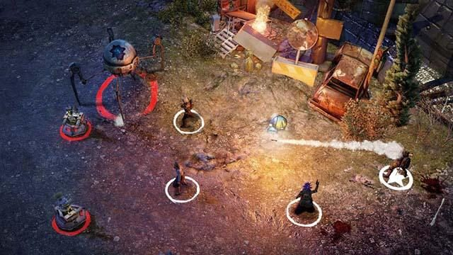 PS4®『ウェイストランド 2 ディレクターズカット』が日本上陸! かつてない自由度の銃撃戦RPGを堪能しよう