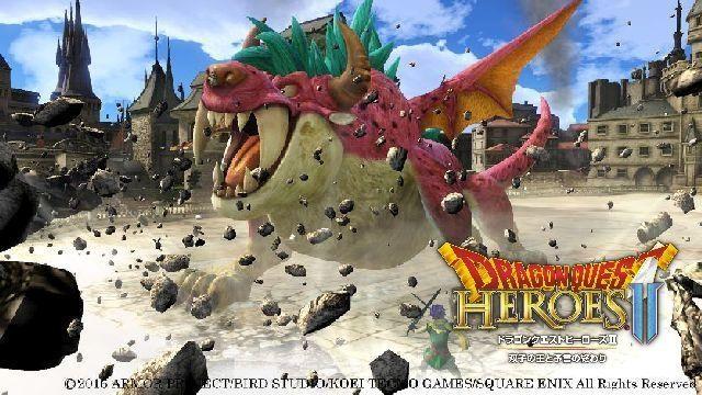 『ドラゴンクエストヒーローズⅡ』シリーズキャラのアクションからPS Vita版レビューまで新情報総まとめ!【特集第6回】
