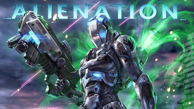 PS4®『ALIENATION』が6月2日より配信開始! こだわりの極彩色トップダウンシューターを体感しよう!