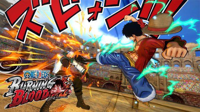 【家族にオススメ!】『ONE PIECE BURNING BLOOD』で熱血バトル! 海賊王に誰がなる!?