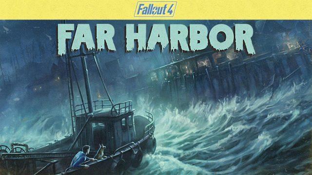 『Fallout 4』追加DLC第3弾「Far Harbor」が配信開始! 大規模拡張マップに新たな武器やアイテムも登場!!