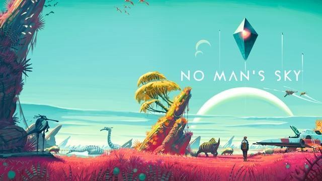 PS4®『No Man's Sky』が8月25日に発売決定! あなたは、宇宙の第一発見者になる。