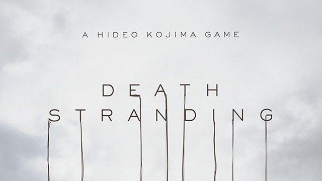 小島秀夫監督最新作PS4®『DEATH STRANDING(デス・ストランディング)』 E3にて映像を初公開