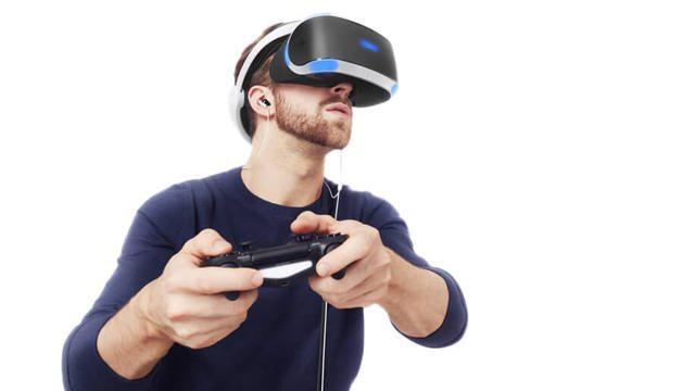 【PS VR】PlayStation®VRがもたらす新たなゲーム体験