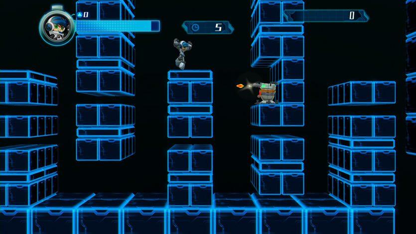 謎のロボット・RAYが登場!? 僕らはこんなアクションを待っていた! PS4®/PS3®『Mighty No. 9』配信開始!