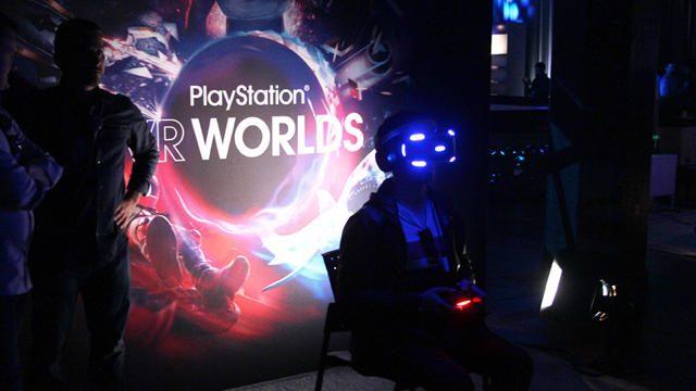 【PS VR】『PlayStation®VR WORLDS』E3プレイインプレッション! 新たに公開された2コンテンツをチェック!