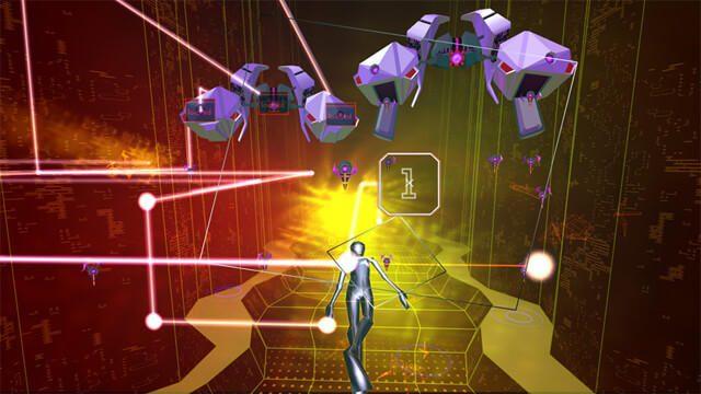 【PS VR】『Rez Infinite』E3プレイインプレッション! これぞ『Rez』の完成形!!