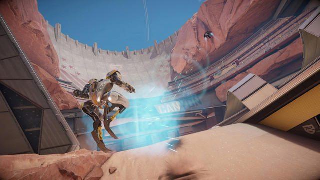 【PS VR】『RIGS Machine Combat League』E3プレイインプレッション! 巨大ロボットに乗り込む日が到来!