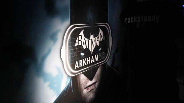 【PS VR】『バットマン:アーカム VR』E3プレイインプレッション! PS VRであなたもバットマンになれる!