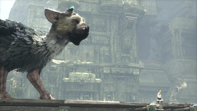 【E3 2016】PS4®『人喰いの大鷲トリコ』プレイインプレッション! 少年とトリコの絆が紡ぎ出す新たな神話の誕生