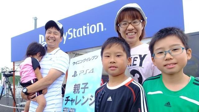 ウイトレで「考えるサッカー」ができた! 「サカママフェスタin福島」 イベントレポート