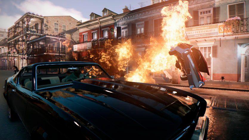 PS4®『マフィアⅢ』発売日が10月27日に決定! デラックス エディションや早期購入特典の情報も!
