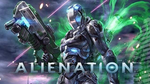 本日配信の『ALIENATION』無料アップデートで、オフライン協力プレイが可能に! 追加DLC第1弾も販売開始!