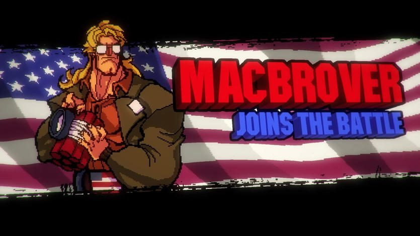『Broforce』