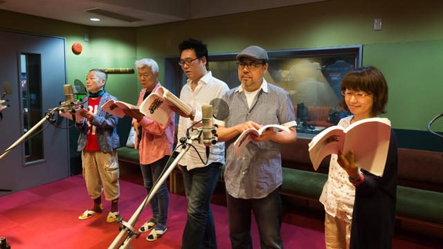 PS4®『ラチェット&クランク THE GAME』限定版は映画も同梱! 日本語吹替版の収録現場に行ってきた!!