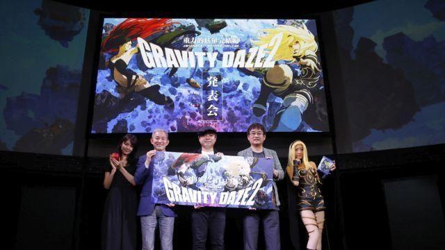 12月1日に発売が決定した『GRAVITY DAZE 2』発表会レポート! ディレクターの公開インタビューもお届け!