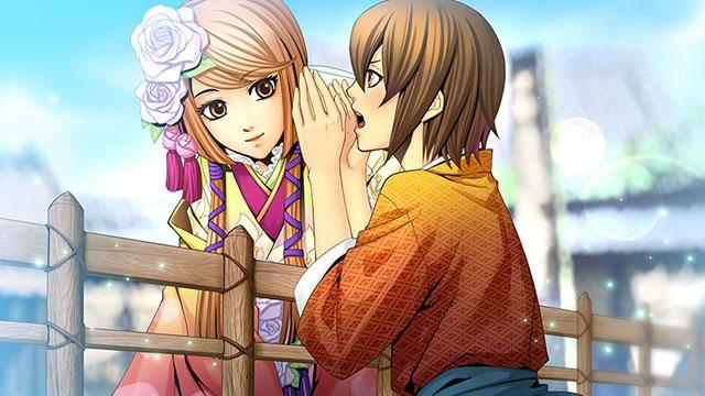PS Vita『下天の華 with 夢灯り 愛蔵版』後日談&ミニルートの追加イベントを公開!