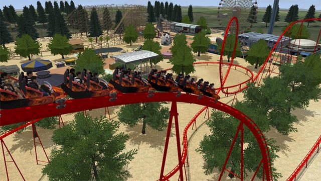 【PS VR】バーチャル遊園地のすべてをひとりで制作! 『ローラーコースタードリームズ』開発者インタビュー